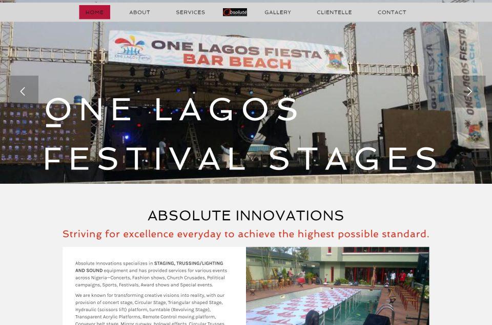 Website Designers in Nigeria