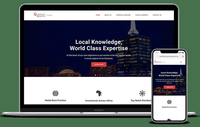 Website Designers in Lagos